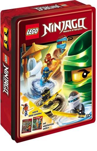LEGO® NINJAGO: Dárková krabička - kolektiv