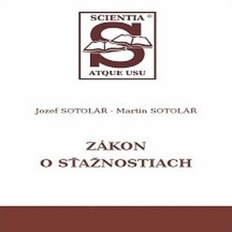 Zákon o sťažnostiach - Jozef Sotolář