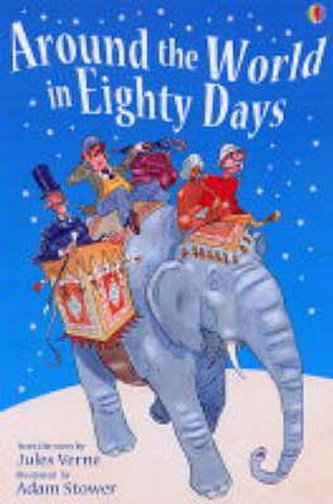 Around the World in Eighty Days - Verne Jules