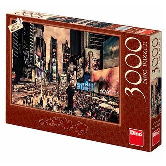 Times Square - puzzle 3000 dílků - neuveden