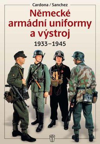 Německé armádní uniformy a výstroj 1933-1945 - neuveden