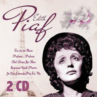Edith Piaf - výběr písní - 2 CD - Edith Piaf