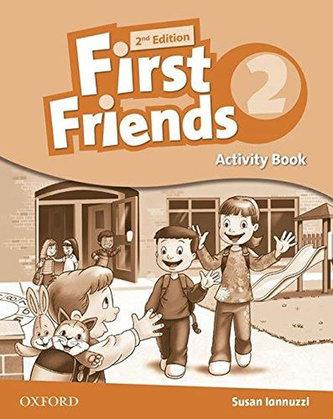 First Friends: Level 2: Activity Book - Susan Iannuzzi