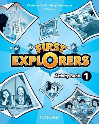 First Explorers 1: Activity Book - neuveden