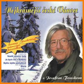 Nejkrásnější vánoce s J. Fouskem - CD - Josef Fousek