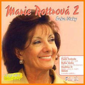 M. Rottrová - Řeka lásky - CD - Rottrová Marie