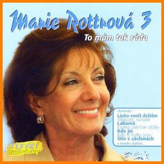 M. Rottrová - To mám tak ráda - CD - Rottrová Marie