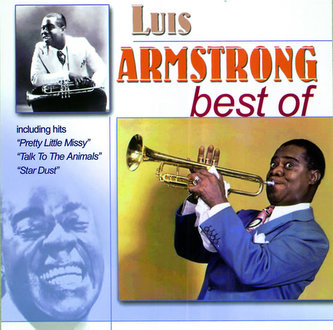 Luis Armstrong - Best of - CD - Armstrong Louis