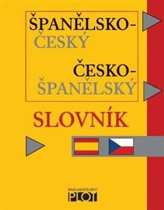 Španělsko-český, česko-španělský kapesní slovník - Roman Casado