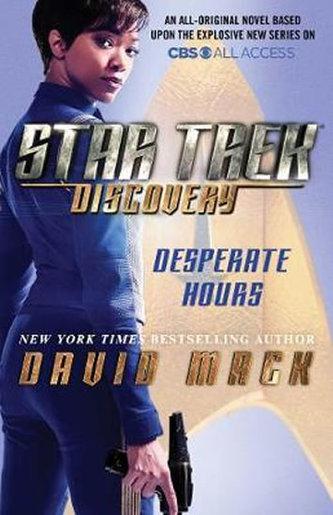 Star Trek: Discovery: Desperate Hours - Mack, David