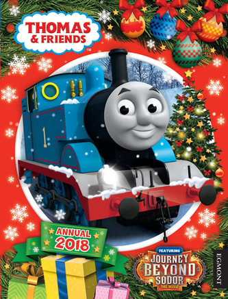 Thomas & Friends: Annual 2018 - Kolektiv Autorů