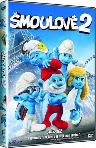 Šmoulové 2 - DVD - neuveden