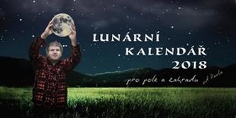 Lunární kalendář 2018 pro pole a zahradu - Ing. Pavel Bohuš