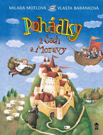 Pohádky z Čech a Moravy - Milada Motlová