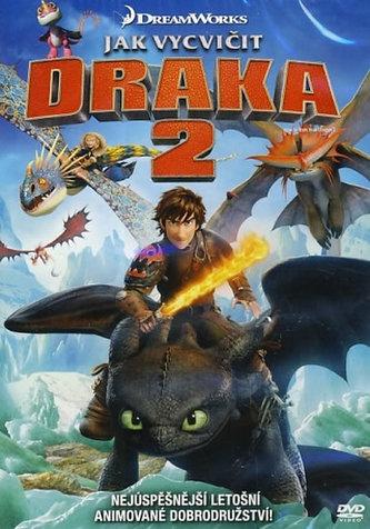 Jak vycvičit draka 2 - DVD - neuveden