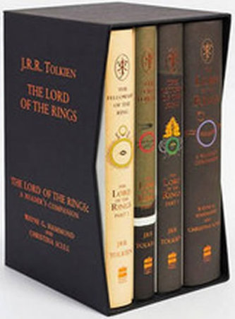 The Lord of the Rings Boxed Set - Tolkien J.J.R
