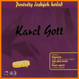 Pojď ukážu ti cestu rájem - CD - Karel Gott
