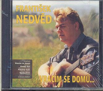 F. Nedvěd - Vracím se domů - CD - František Nedvěd