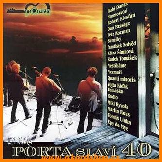 Porta Slaví 40 - CD - neuveden