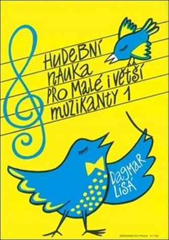 Hudební nauka pro malé i větší muzikanty 1 - Náhled učebnice