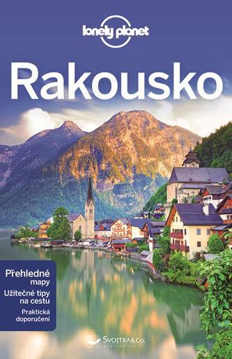 Rakousko - Lonely Planet - neuveden