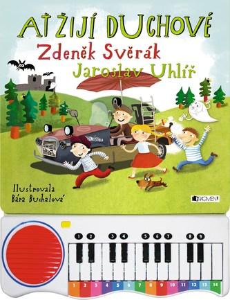 Ať žijí duchové – zpívání s piánkem - Zdeněk Svěrák