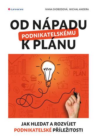 Od nápadu k podnikatelskému plánu - Náhled učebnice