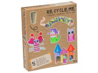 Re-cycle-me set pro holky - Role od toaletního papíru - neuveden