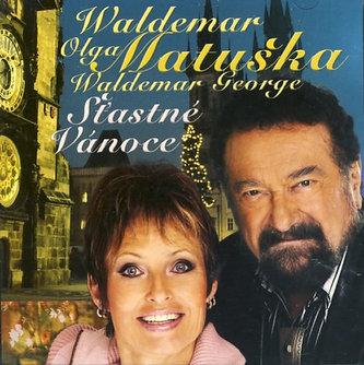 Matuška Waldemar - Šťastné Vánoce - CD - Waldemar Matuška