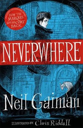 Neverwhere (Illustrated) - Neil Gaiman