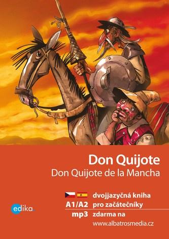 Don Quijote A1/A2 - Eliška Jirásková
