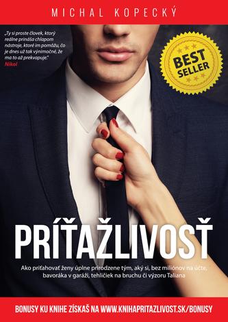 Príťažlivosť 2.vydanie - Michal Kopecký