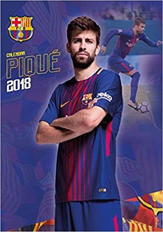 Pique - nástěnný kalendář 2018