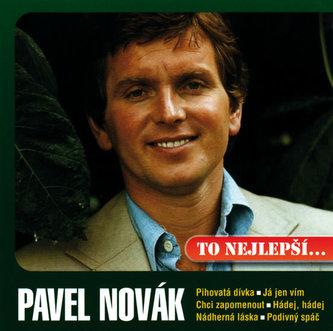 Pavel Novák -To nejlepší - CD - Pavel Novák