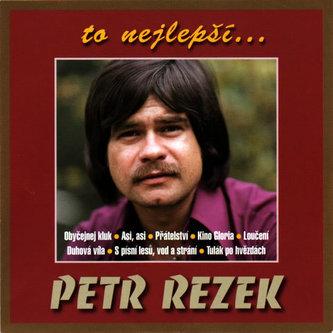 Petr Rezek - To nejlepší - CD - Petr Rezek