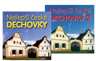 Nejlepší české dechovky 2 - CD - neuveden