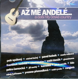 Až mě andělé a další české country - CD - Různí interpreti