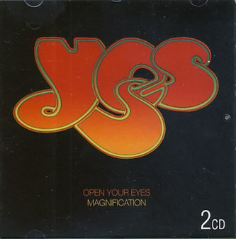 Yes - Open Your Eyes/Magnification - 2CD - neuveden