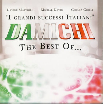 Damichi - The Best of - CD - neuveden
