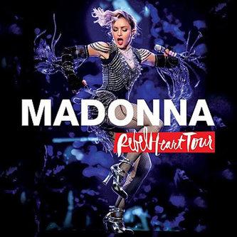 Rebel Heart Tour Live At Sydney - 2CD - Madonna Gauding