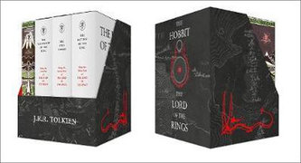 The Middle-earth Treasury : The Hobbit & the Lord of the Rings - Tolkien, John R. R.