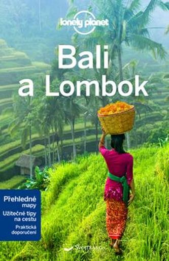 Bali a Lombok - Lonely Planet - neuveden