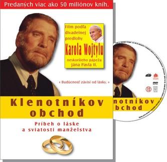 DVD - Klenotníkov obchod - Anderson, Michael L.