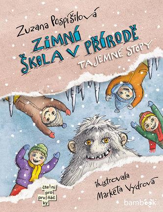 Zimní škola v přírodě - Tajemné stopy - Zuzana Pospíšilová
