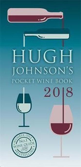 Hugh Johnson´s Pocket Wine Book 2018 - Hugh Johnson