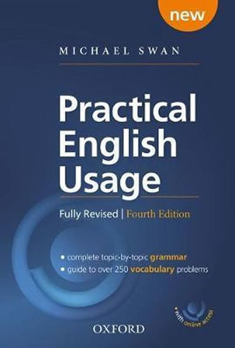 Practical English Usage, 4th edition (Hardback with online access) - Swan Michael