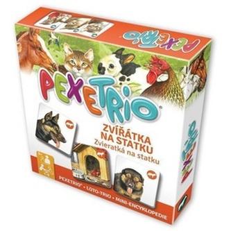 Pexetrio - Zvířátka na statku - neuveden
