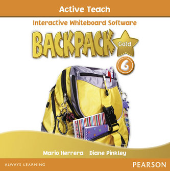 Backpack Gold 6 Active Teach New Edition - Pinkley Diane