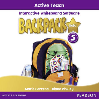 Backpack Gold 5 Active Teach New Edition - Pinkley Diane