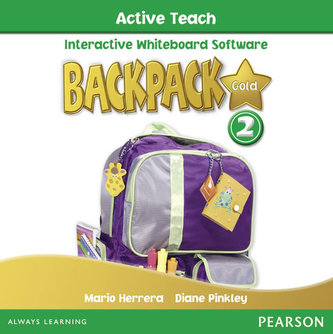 Backpack Gold 2 Active Teach New Edition - Pinkley Diane